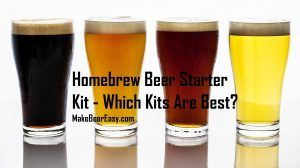4 pints of home brewed ales