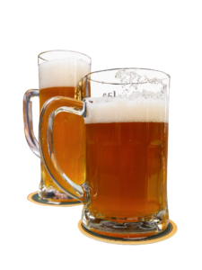 Two Pints of Homebrew
