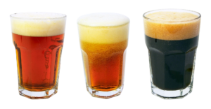 3 types of Beer Brewed at Home