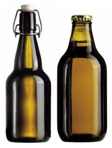 Swing Top Home Brew Beer Bottle